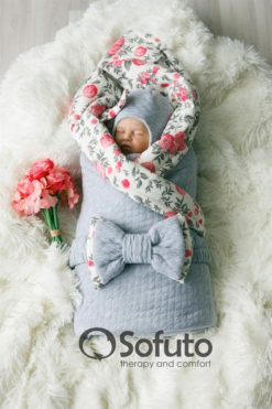 Newborn baby spring take home outfit clothing set (7 pcs) Sofuto baby Vintage